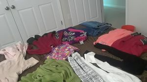 Girl clothes size 5T-6T for Sale in Frederick, MD