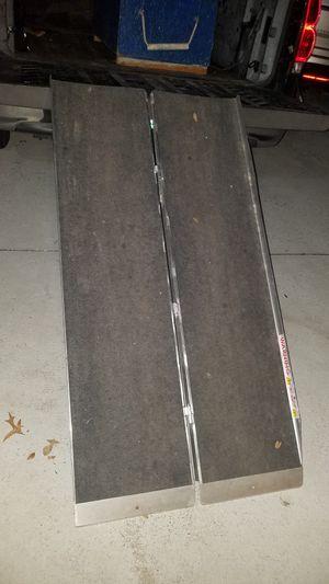 Aluminum folding ramp for Sale in Orange Park, FL