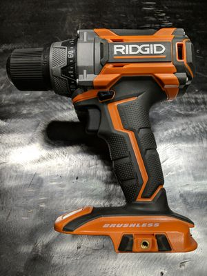 RIDGID *NEW* 18-Volt Lithium-Ion 1/2 in. Cordless Compact Drill/Driver R86009 for Sale in Arlington, TX