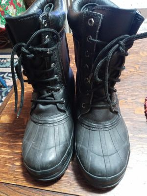 Great Snowmobile boots w liners only 20 Bucks! for Sale in Everett, WA