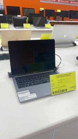 "13"" MacBook Pro TouchBar-2016 2.9GHz Core i5-256GB SSD 8GB RAM for Sale in Los Angeles, CA"