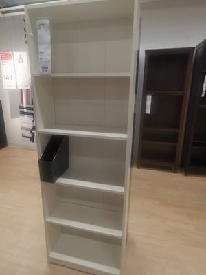 White Book shelf for Sale in Jersey City, NJ