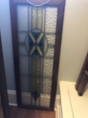 Antique stained glass window for Sale in Portland, OR