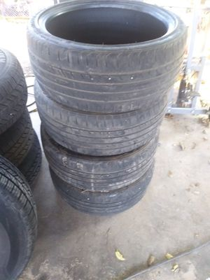 205/40r17 for Sale in San Angelo, TX