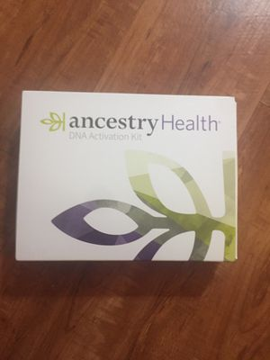 Ancestry Health DNA Activation Kit for Sale in San Marcos, TX