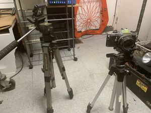 Cameras, tripods, and much more for Sale in Lakewood, OH