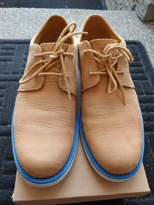 Timberland Earth Keepers Men's Leather Suade Boots Oxford's Shoes for Sale in Kent, WA