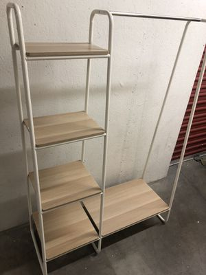 Clothes rack🌸 39.5x15 H59🌸 for Sale in Las Vegas, NV