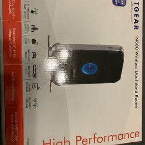 Netgear N600 Wireless Dual Band Router for Sale in Nellis Air Force Base, NV