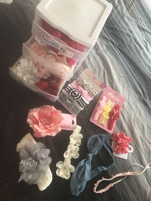 Assorted Baby girl Bows for Sale in Columbus, OH