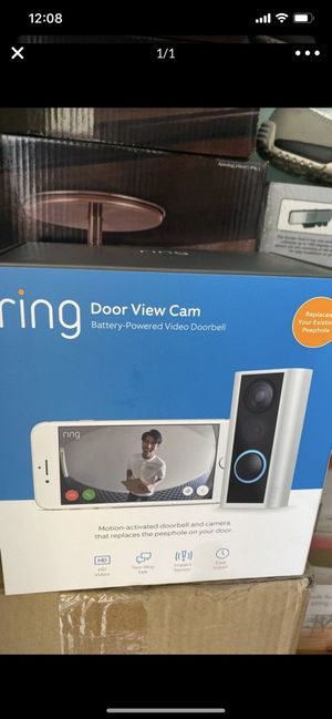 Ring Door View Cam for Sale in Los Angeles, CA