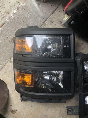 14-15 silverado headlights for Sale in Plant City, FL