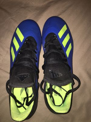 Adidas soccer cleats 7.5 for Sale in Menifee, CA