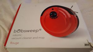 BOBSWEEP VACUUM CLEANER AND MOP for Sale in Tacoma, WA