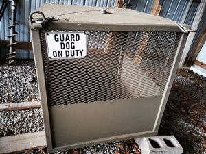 Extreme duty travel dog kennel for Sale in Clarksville, TN