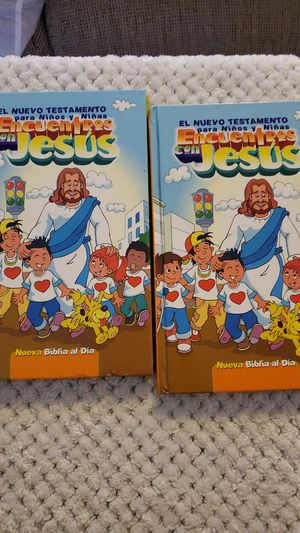 Religious kids books for Sale in Lynnwood, WA