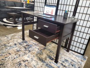 Primo Computer Desk, Espresso Finish, 13746 for Sale in Garden Grove, CA