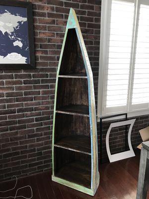 Boat Bookshelves - Handmade and Imported for Sale in Alexandria, VA