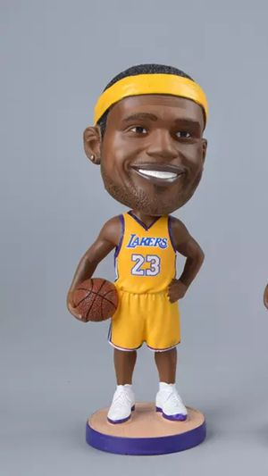 Black Friday Deals LeBron James Lakers King Action figure Christmas gifts for Kids toys l gift fo men for Sale in Anaheim, CA