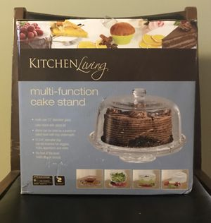 Kitchen Living multifunction cake stand for Sale in Greenville, SC