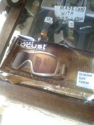 "Military ""DESERT LOCUST GOGGLE SYSTEM"". for Sale in Forest, VA"