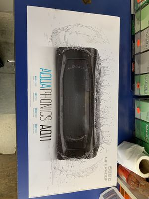 Life Proof Fully Waterproof Bluetooth Speaker & Charging Station for Sale in North Olmsted, OH