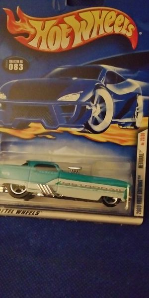 Hot Wheels 2000 Forst Edition Metrorail for Sale in Fresno, CA