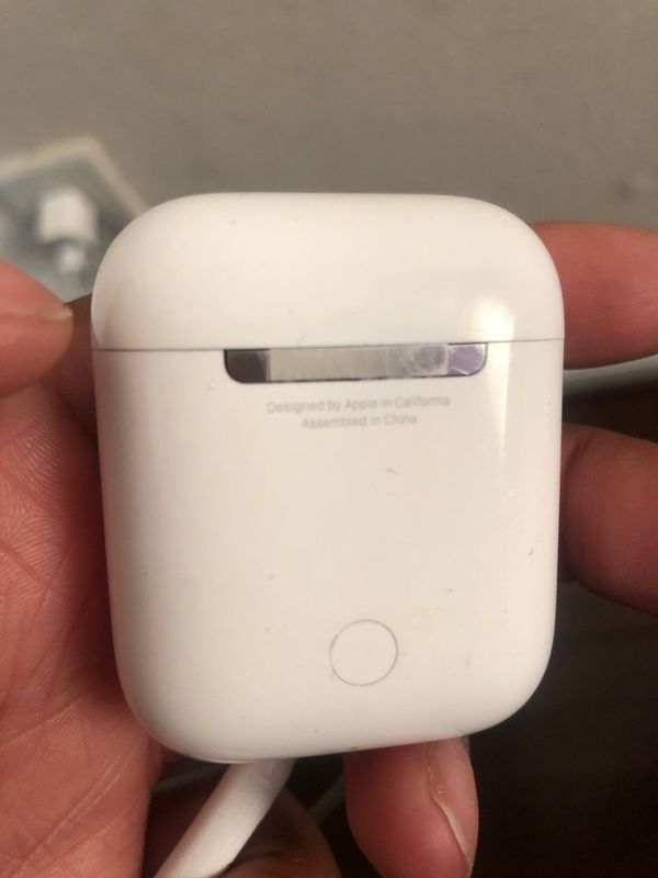 Apple Air pod Charger case (CASE ONLY)