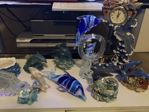 Dolphin statue collection for Sale in Plano, TX