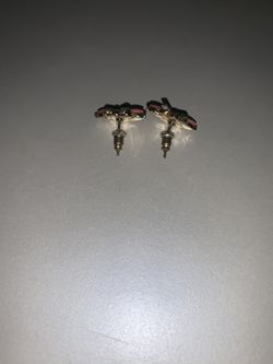 Pink And Diamond Earrings for Sale in Boston,  MA