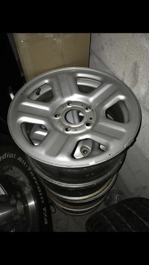 "Jeep Wrangler wheels 16"" for Sale in Hialeah, FL"