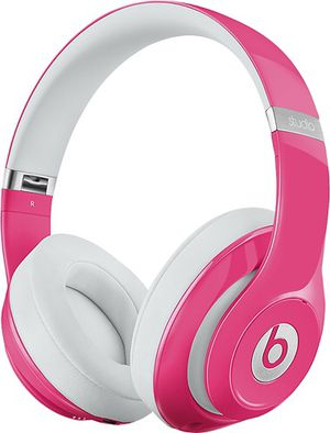 Beats by Dr Dre - Beats Studio Over-the-Ear Headphones Pink for Sale in Winter Park, FL