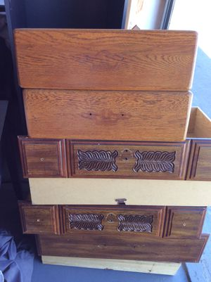 7 dresser drawers for Sale in Huntington Beach, CA