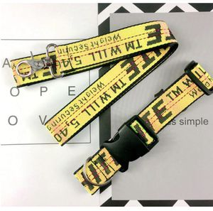 Off-white dog collar and leash for Sale in CTY OF CMMRCE, CA