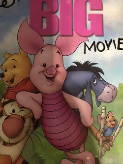 Piglets Big Movie Dvd for Sale in Elma,  WA