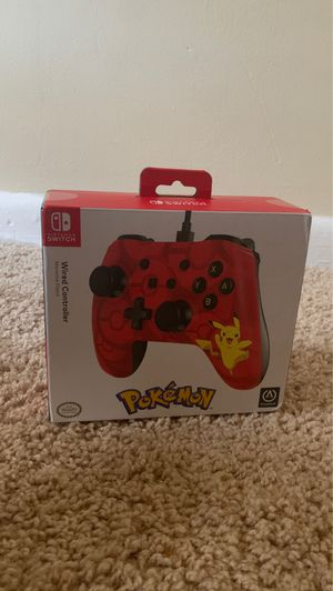 Nintendo switch wired pro controller for Sale in Hyattsville, MD