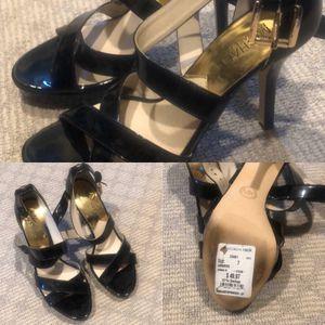 Michael Kors Black Patent Heels for Sale in Lakewood, CO