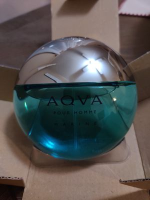 BVLGARI Aqva pour home marine 3.4 oz for Sale in Long Beach, CA