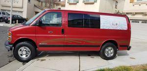 1998 -3500 Chevy express van $5,000 for Sale in Perris, CA