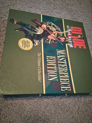 Gi Joe collectible action figure for Sale in Vancouver, WA