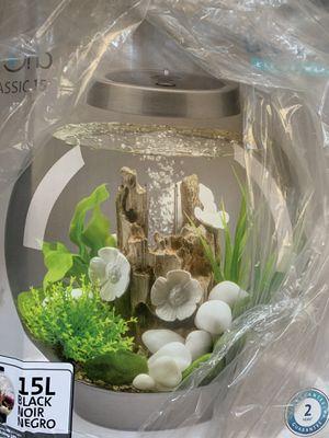 Brand new 15l/4 gallon fish tank for Sale in Phoenix, AZ