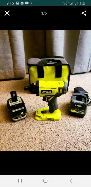 Ryobi impact driver kit *brand new* for Sale in Haverhill, MA
