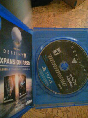 DESTINY PS4 NEED GONE for Sale in Washington, DC
