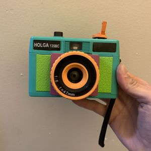 Holga 135BC 35mm Film Camera - Neon Colors for Sale in Santa Monica, CA