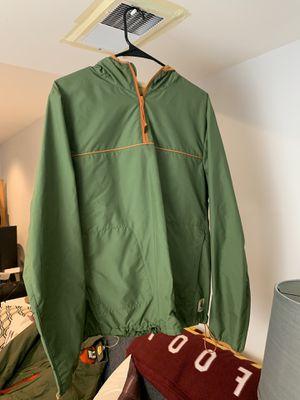 Hollister green windbreaker size medium for Sale in Gaithersburg, MD
