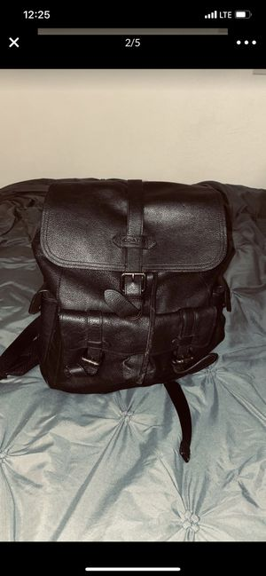 Coach men's backpack for Sale in Henderson, NV