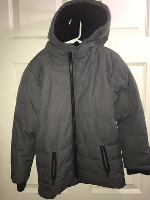 Michael Kors puffer hoodie jacket for Sale in Tacoma, WA