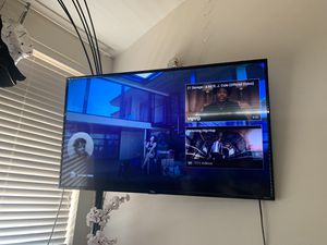 TCL roku Smart LED TV 55' for Sale in Los Angeles, CA