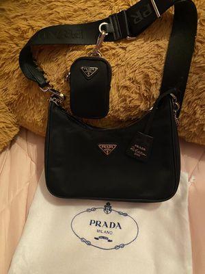 Prada re-edition 2005 nylon Bag new for Sale in Decatur, GA