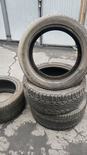 Falken tz04 22 inch tires for Sale in Fresno, CA